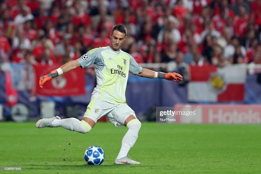 Benfica v FC Bayern Munchen - UEFA Champions League - Group E : News Photo