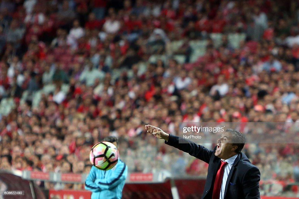 Benfica v Braga - Primeira Liga