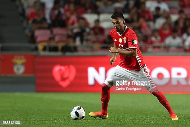 Benfica's midfielder Andreas Samaris during the match between SL Benfica and Torino for the Eusebio Cup at Estadio da Luz on July 27 2016 in Lisbon...