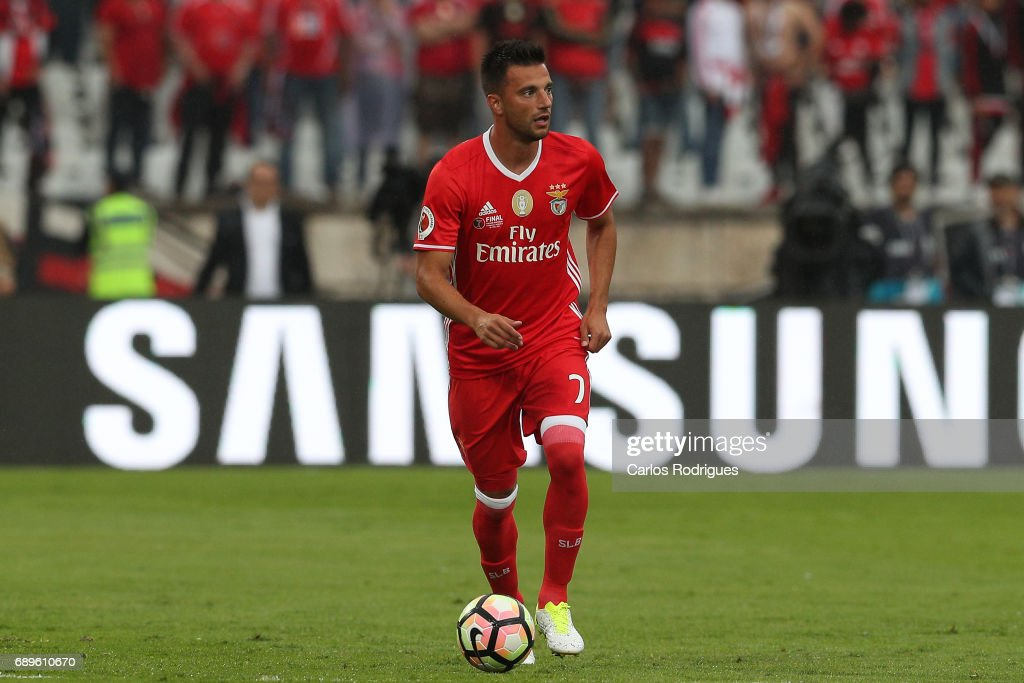 SL Benfica v Vitoria Guimaraes: Portuguese Cup Final : News Photo