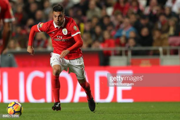 Benfica's midfielder Andreas Samaris from Greece during the match between SL Benfica and Portimonense SC for the Portuguese Cup at Estadio da Luz on...