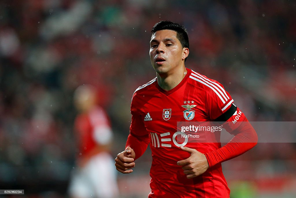 FBL-POR-CUP-BENFICA-MOREIRENSE : News Photo