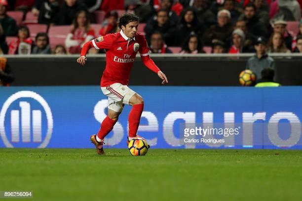 Benfica's midfielder Filip Krovinovic from Croatia during the match between SL Benfica and Portimonense SC for the Portuguese Cup at Estadio da Luz...