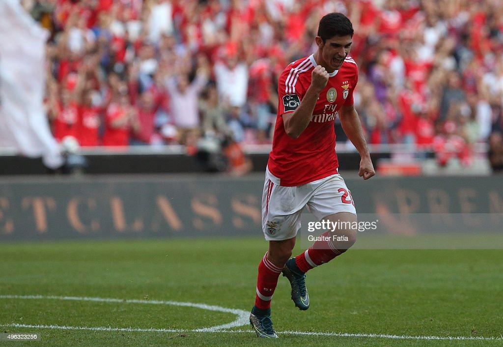 SL Benfica v Boavista - Primeira Liga : News Photo