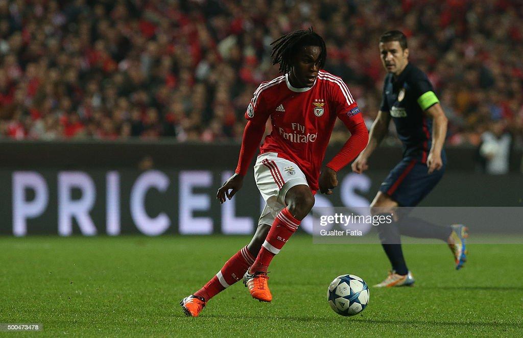 SL Benfica v Club Atletico de Madrid - UEFA Champions League : News Photo