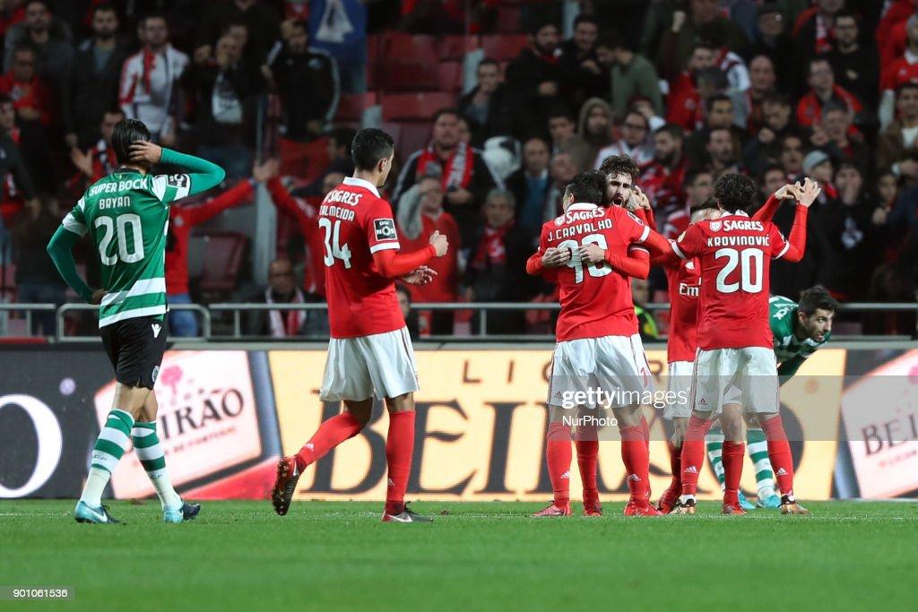 Benfica v Sporting CP - Primeira Liga