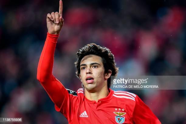 PRT: SL Benfica v CS Maritimo - Liga NOS