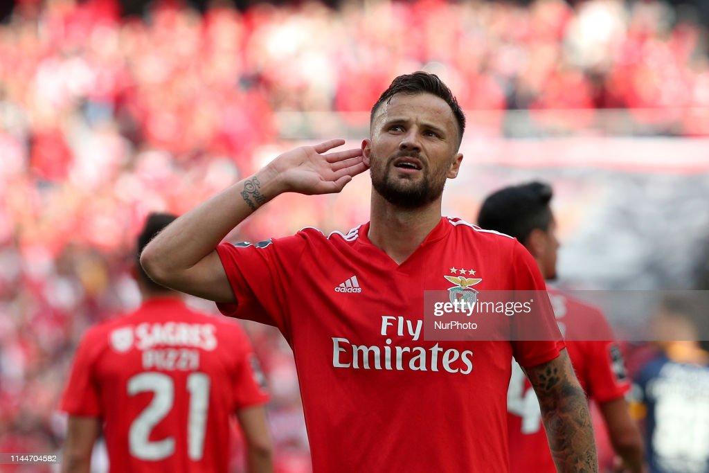 Benfica x Santa Clara - Primeira Liga : News Photo