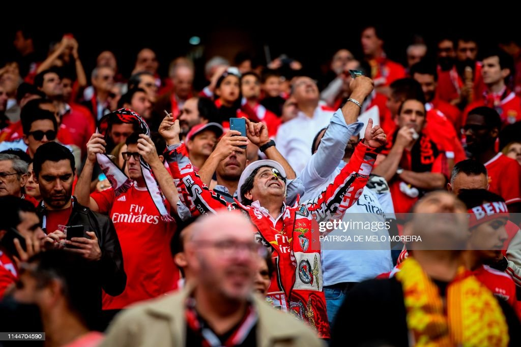 PRT: SL Benfica v CD Santa Clara - Liga NOS