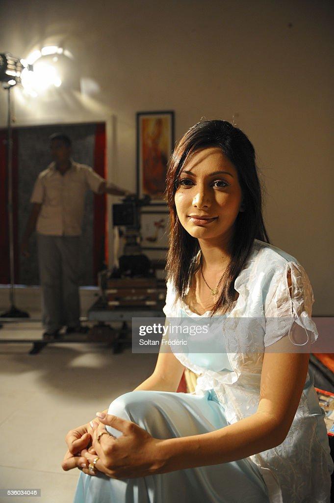 Bengali Actress Chandana Sharma Stock Photo - Getty Images