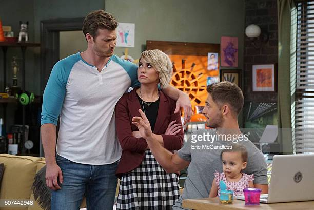 familys baby daddy season four ストックフォトと画像 getty images