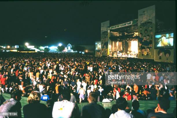Benicassim International Festival 2001 Fib´01
