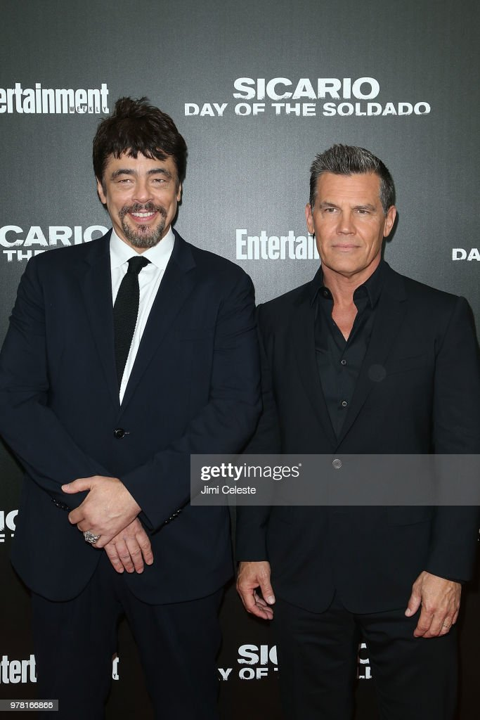 """Sicario: Day Of The Soldado"" New York Screening"