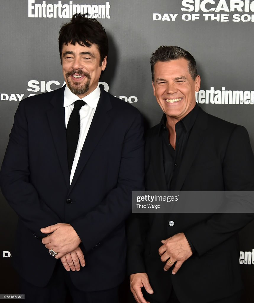 """Sicario Day Of The Soldado"" New York Screening"