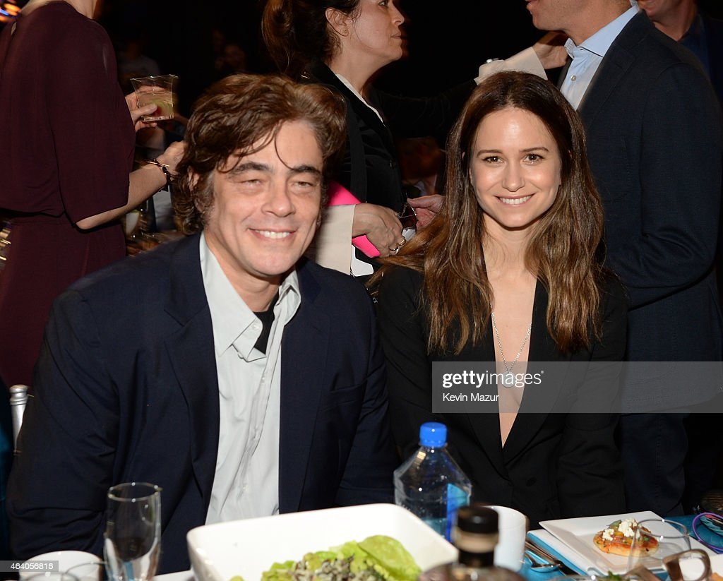 2015 Film Independent Spirit Awards - Roaming Show And Backstage : News Photo