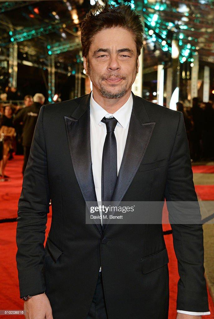 EE British Academy Film Awards - VIP Red Carpet Arrivals