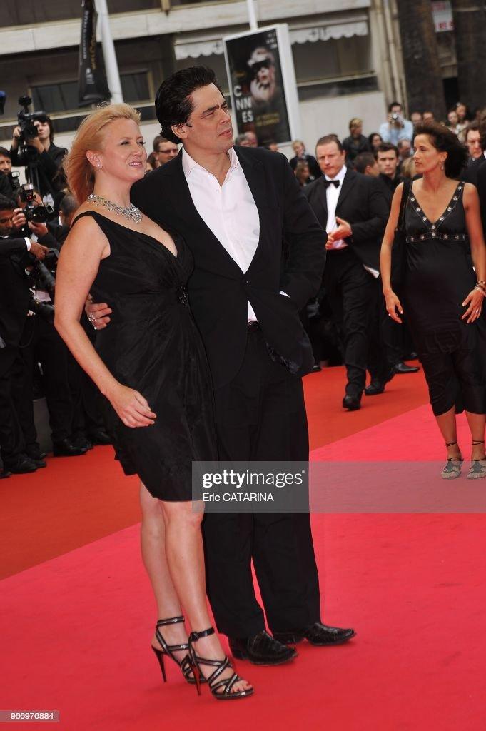 Benicio del toro wife
