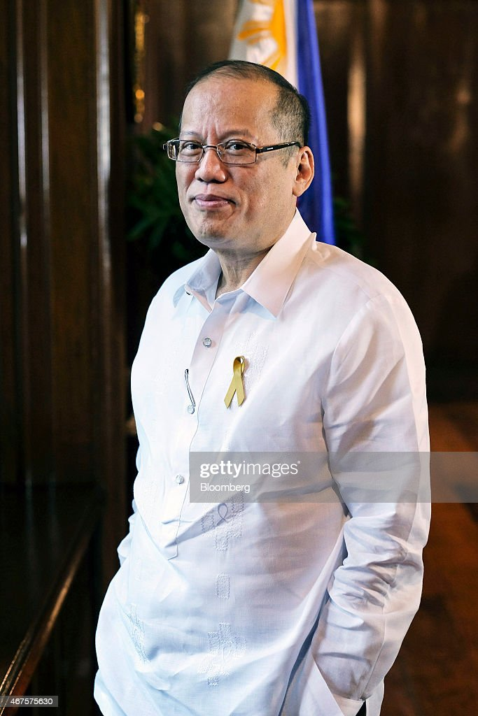 Philippine President Benigno Aquino Interview