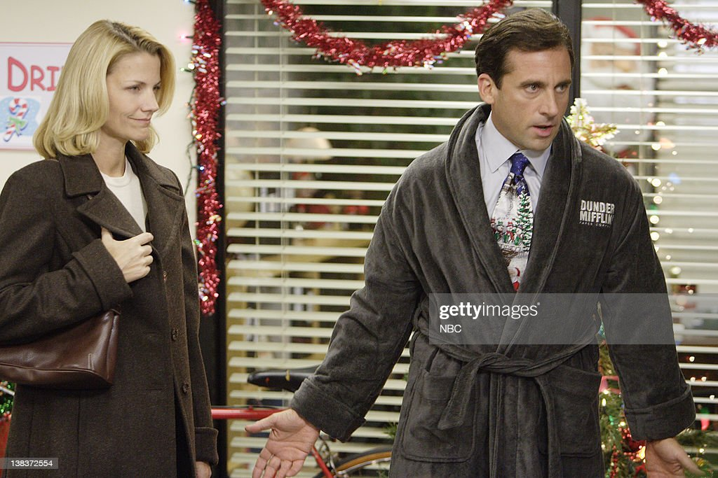 the office 39 a benihana christmas 39 episode 9 aired pictured news photo getty images. Black Bedroom Furniture Sets. Home Design Ideas