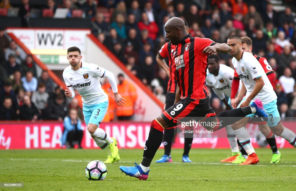 AFC Bournemouth v West Ham United - Premier League : News Photo