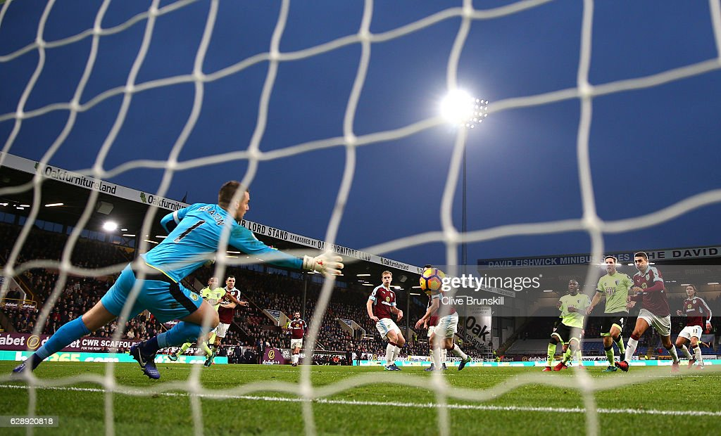 Burnley v AFC Bournemouth - Premier League : News Photo