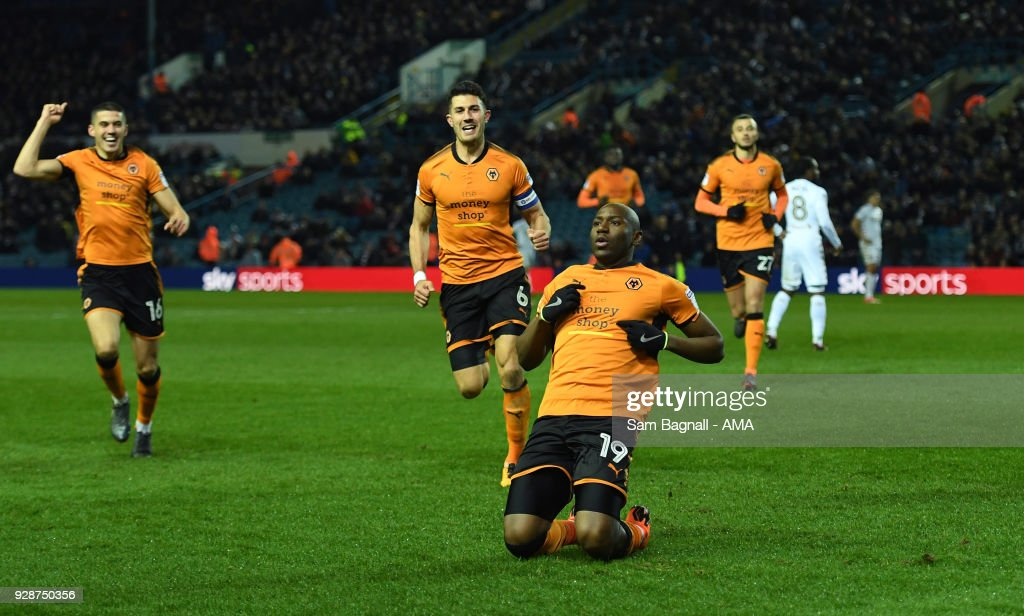 Leeds United v Wolverhampton Wanderers - Sky Bet Championship : News Photo