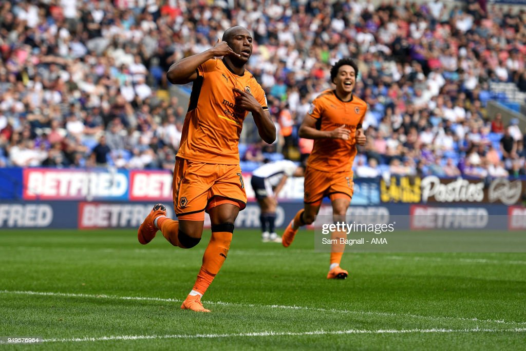 Bolton Wanderers v Wolverhampton Wanderers - Sky Bet Championship