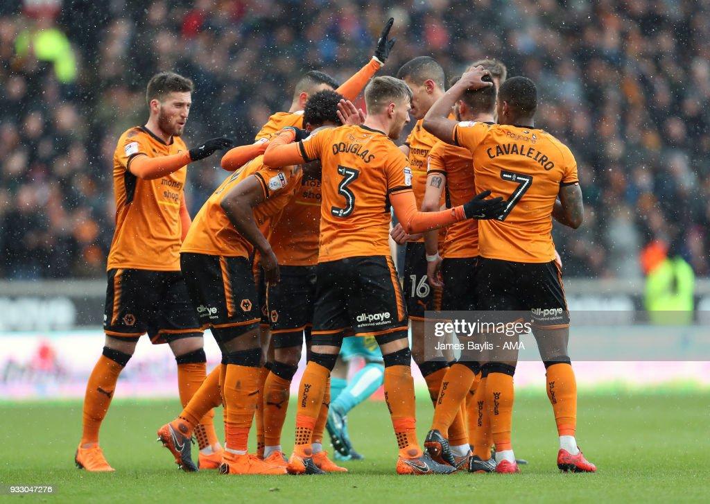 Wolverhampton Wanderers v Burton Albion - Sky Bet Championship