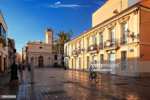 'Benimaclet' neighborhood in Valencia (Spain)