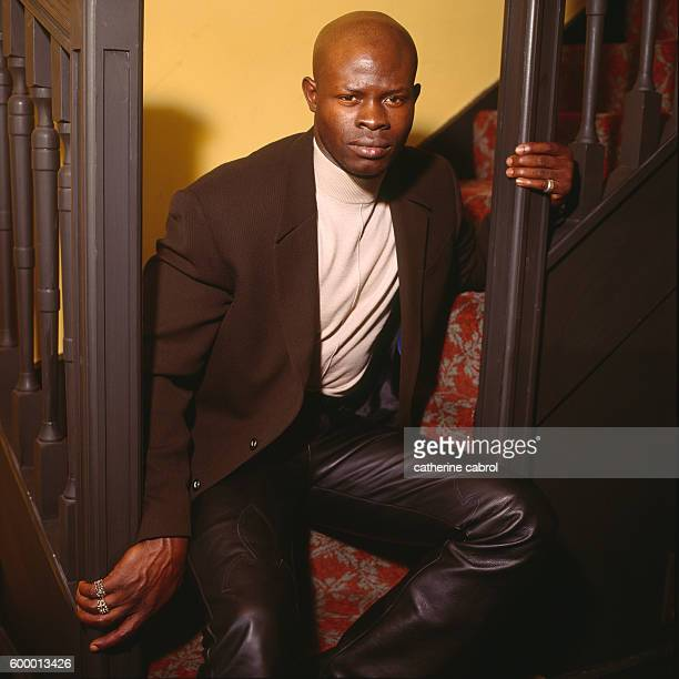 Beninese Actor Djimon Hounsou