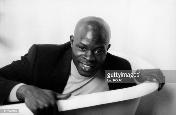 Beninian Actor Djimon Hounsou