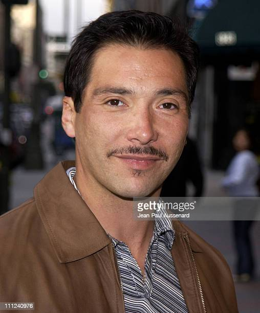 Benito Martinez during The 12th Annual Music Video Production Association Awards at Orpheum Theatre in Los Angeles California United States