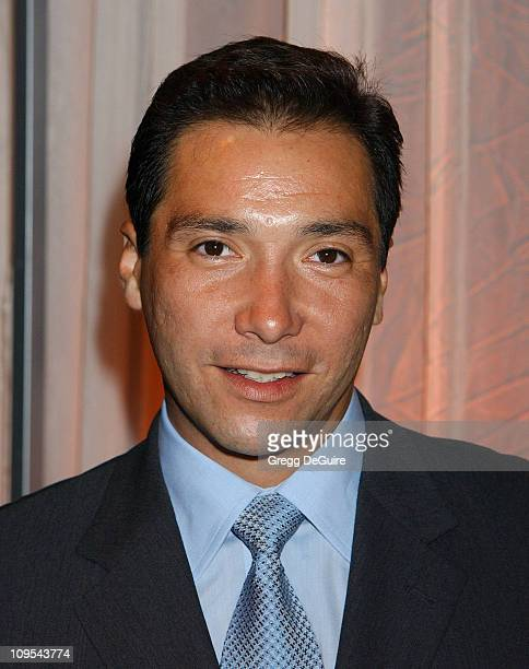 """Benito Martinez of """"The Shield"""" during Hugo Boss Celebrates The Re-Opening Of Their Rodeo Drive Store at Hugo Boss Store in Beverly Hills,..."""