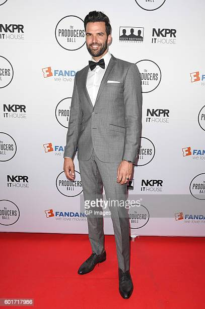 Benjamin Ayres attends the 6th Annual Producers Ball presented by Fandango in support of The 2016 Toronto International Film Festival at IT House x...