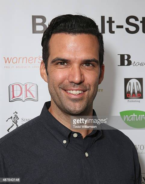 Benjamin Ayres attends the 7th Annual Bask-It-Style TIFF Media Day On Wednesday, September 9 Held At The Private Estates Above The Shangri-La Hotel...