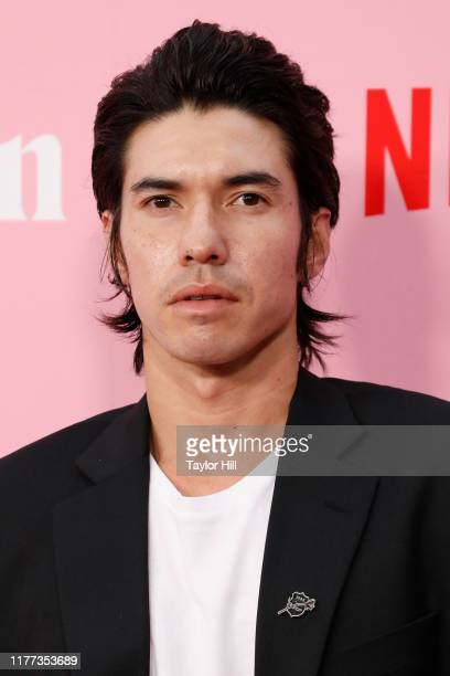 """Benjamin Barrett attends the premiere of Netflix's """"The Politician"""" at DGA Theater on September 26, 2019 in New York City."""