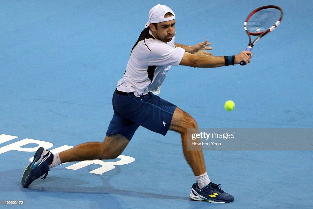 2015 ATP Malaysian Open : News Photo