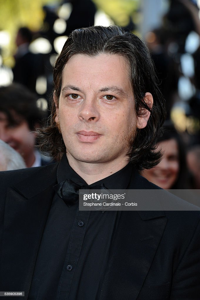 Benjamin Biolay at the Premiere for 'Biutiful' during the 63rd Cannes International Film Festival.