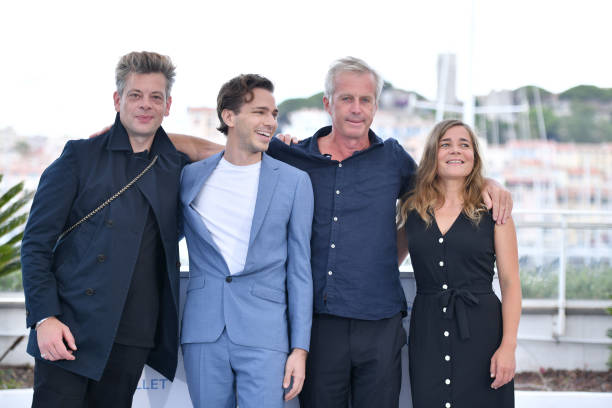 """FRA: """"France"""" Photocall - The 74th Annual Cannes Film Festival"""