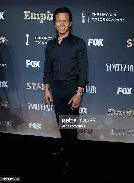 Benjamin Bratt attends 'Empire' and 'Star' celebrate FOX's new Wednesday night at One World Observatory on September 23 2017 in New York City