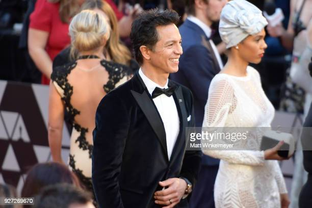 Benjamin Bratt attends the 90th Annual Academy Awards at Hollywood Highland Center on March 4 2018 in Hollywood California
