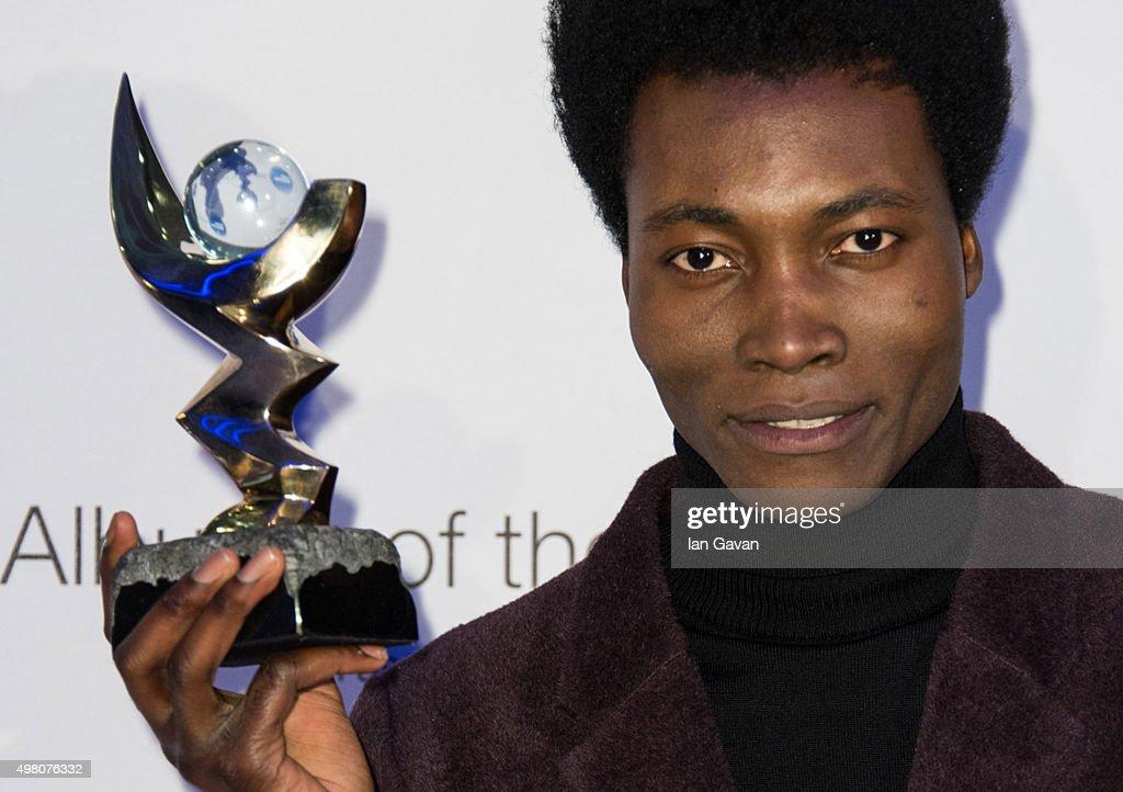 Mercury Music Prize - Arrivals