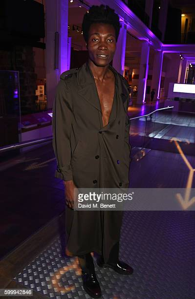 Benjamin Clementine attends The London Evening Standard's 'Progress 1000 London's Most Influential People 2016' in partnership with Citi at The...