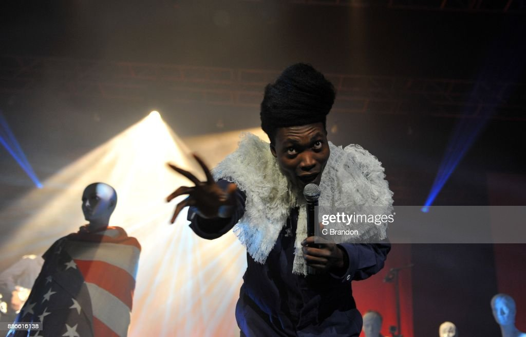 Benjamin Clementine Perform At Brixton Academy