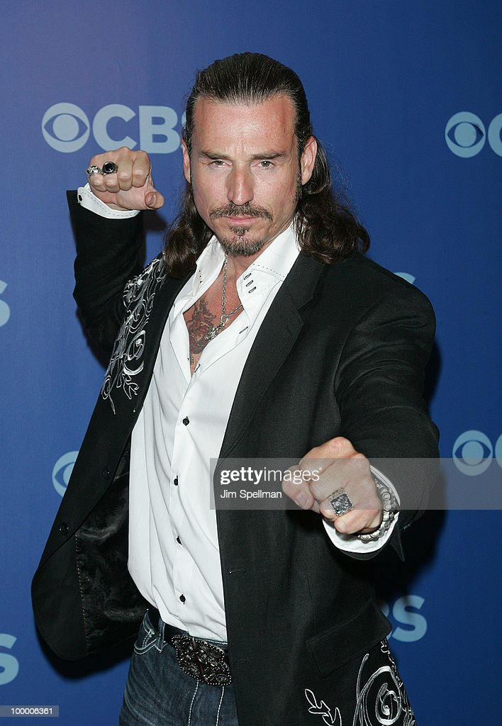Benjamin 'Coach' Wade attends the 2010 CBS Upfront at The Tent at Lincoln Center on May 19, 2010 in New York City.