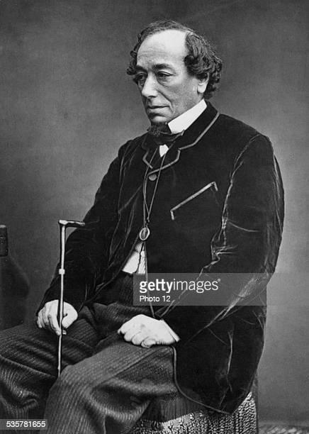 Benjamin Disraeli 19th GreatBritain