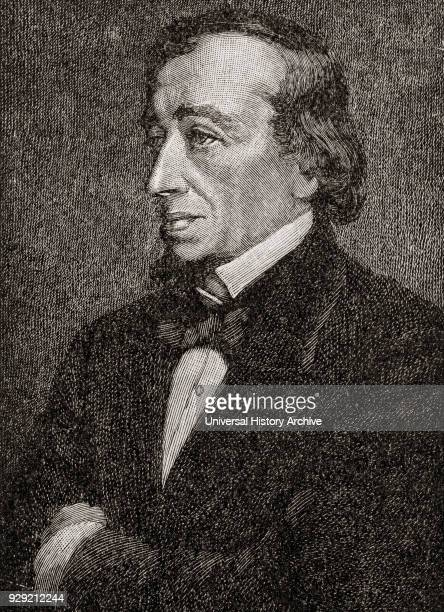 Benjamin Disraeli 1st Earl of Beaconsfield 1804 – 1881 British Prime Minister parliamentarian Conservative statesman and literary figure From A First...