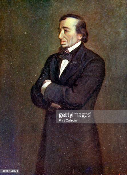 Benjamin Disraeli 1st Earl of Beaconsfield 19th century English statesman c1905 Disraeli was twice Prime Minister of Britain first in 1868 and then...