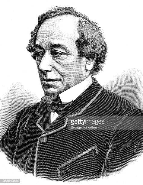 Benjamin Disraeli 1st Earl of Beaconsfield 21 December 1804 19 April 1881 was a British statesman of the Conservative Party and twice Prime Minister...