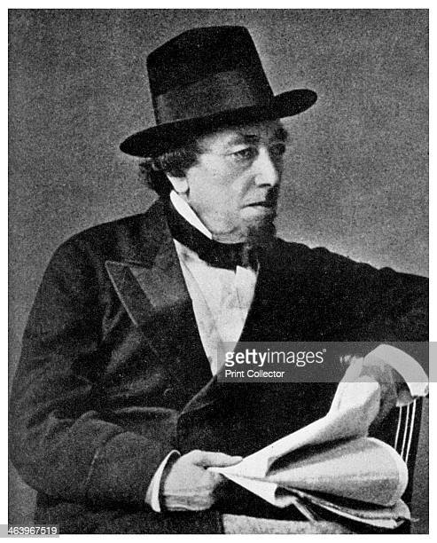 Benjamin Disraeli British statesman 19th century Disraeli was twice Prime Minister of Britain first in 1868 and then again between 1874 and 1880...